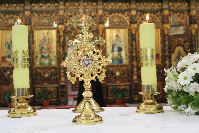 Blaj: manifestări dedicate împlinirii a 15 de ani de la vizita Sfântului Ioan Paul al II-lea în România