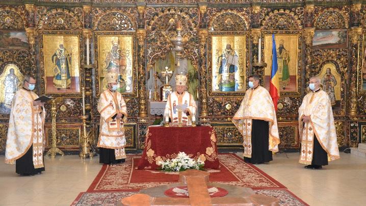 FOTO: Ziua Națională a României, sărbătorită în Catedrala Blajului