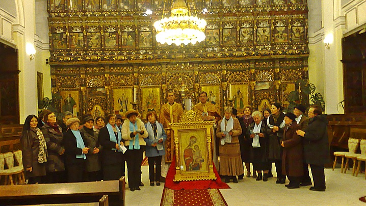 FOTO: Noi membre în Reuniunea Mariană din Blaj