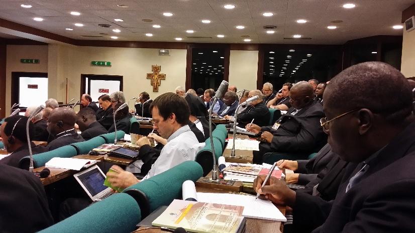 FOTO: Reuniune de studiu pentru pregătirea următorului Congres Euharistic Internațional
