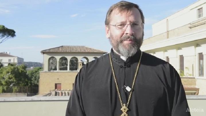 """PF Sviatoslav Shevchuk: """"Europa, fii unită, fii tu însăţi, fii creştină!"""""""