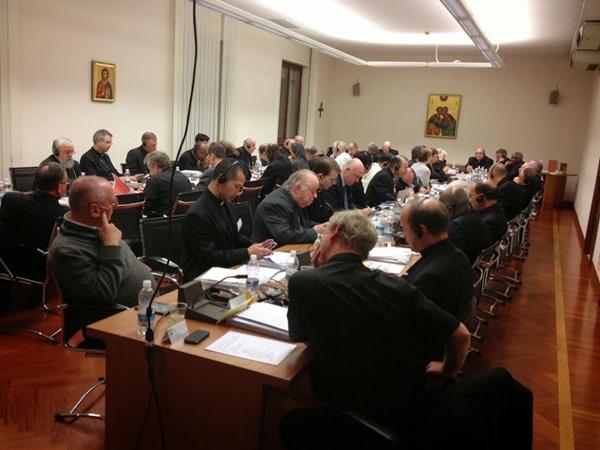 PS Florentin participant la sărbătoarea ecumenismului în Biserica Catolică