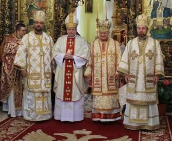 UPDATE FOTO: Cuvântările celor doi Cardinali rostite la Sfânta Liturghie din Catedrala Blajului