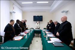 O nouă reuniune a Consiliului celor opt cardinali