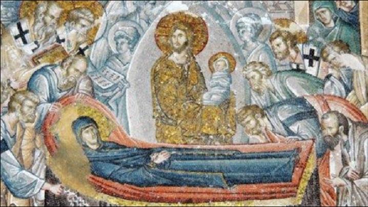 Adormirea Mariei la Ierusalim