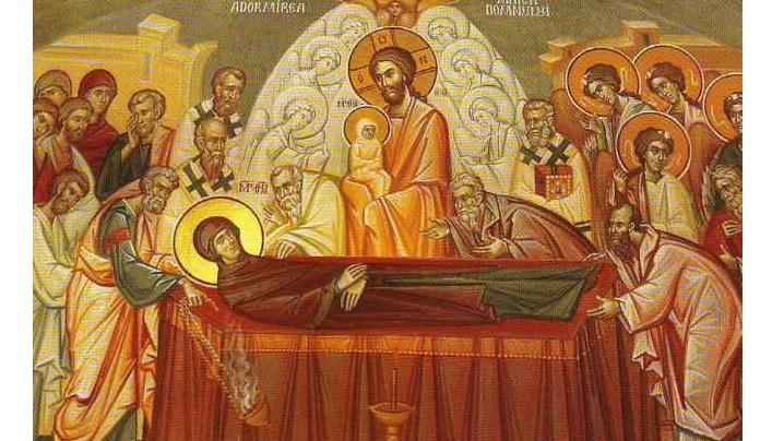 Adormirea Maicii Domnului. Salvaţi de mijlocirea sa vigilentă