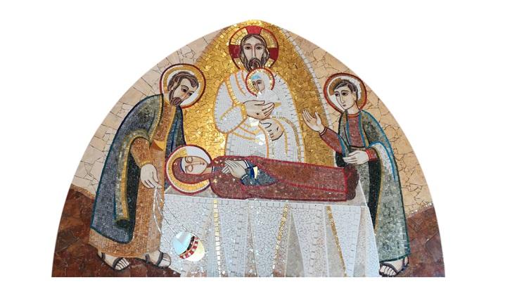Sfânta Maria Mare – Adormirea Maicii Domnului