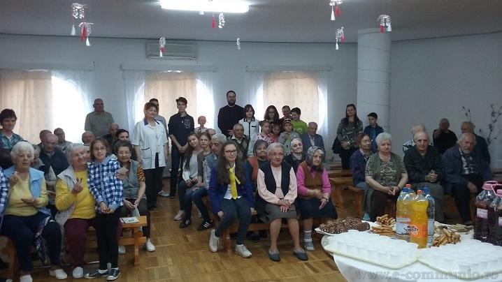 Click pentru integrare, în Parohia Greco-Catolică Alba Iulia I