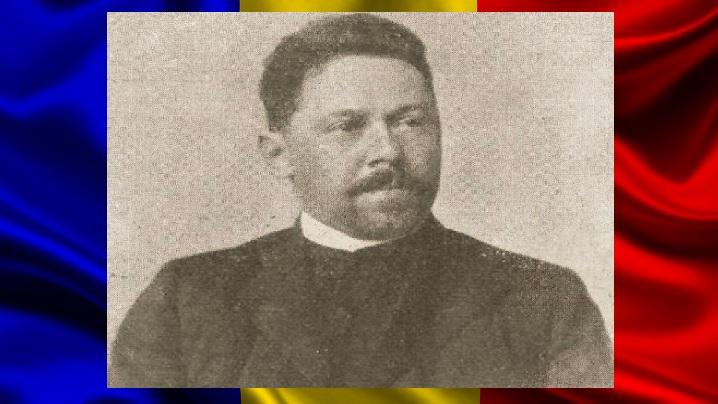 """Alexandru Ciura, preot greco-catolic, naşul """"Luceafărului"""""""