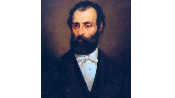 Alexandru Papiu-Ilarian, unul dintre principalii organizatori ai revoluției de la 1848