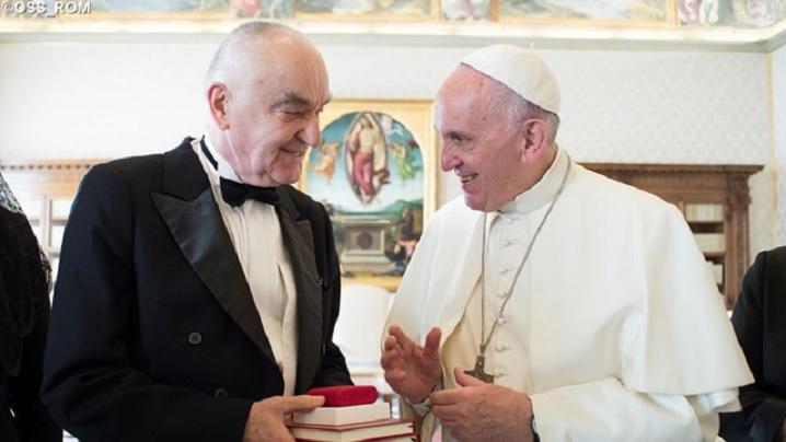 100 de ani de la stabilirea relațiilor diplomatice dintre România și Sfântul Scaun