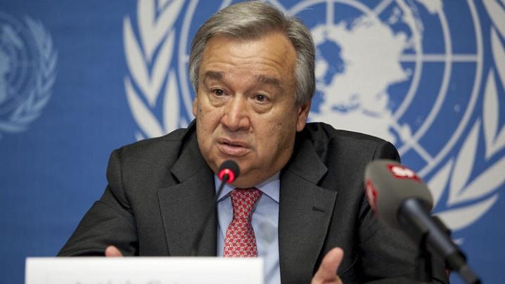 Noul Secretar General ONU, un catolic practicant