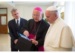 Comunicarea Papei Francisc între tradiţie şi inovaţie