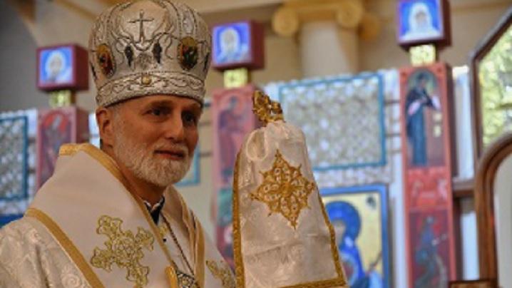 Episcop greco-catolic de la Paris numit Arhiepiscop în SUA