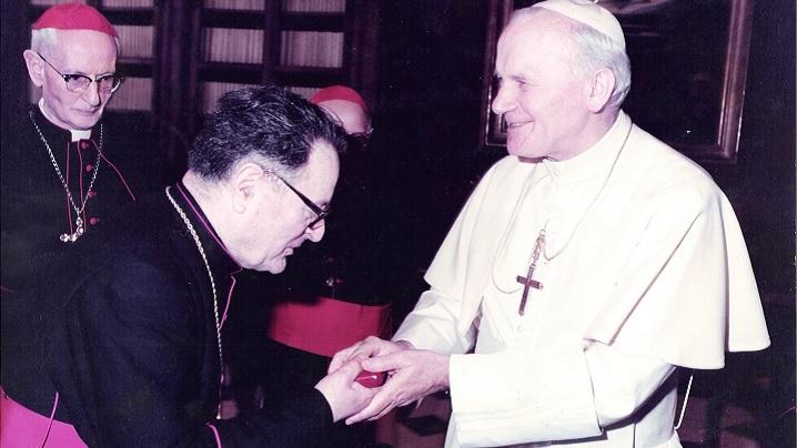 Arhiepiscopul greco-catolic Traian Crișan, secretar al Congregaţiei Cauzelor Sfinţilor