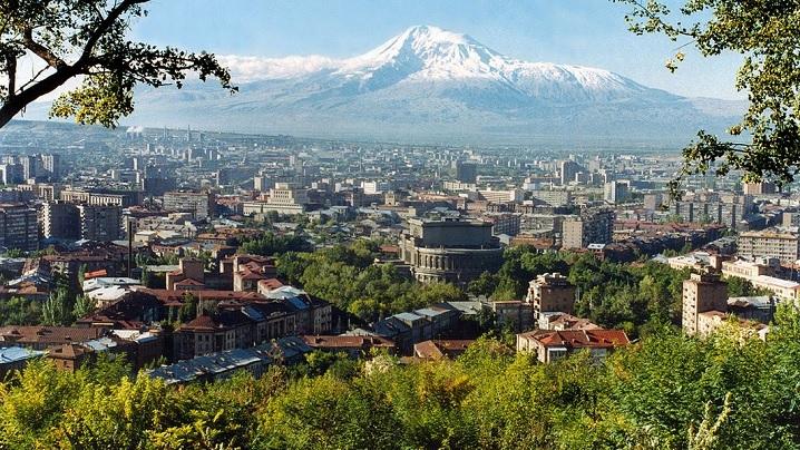 În Armenia, ca slujitor al Evangheliei și pelerin al păcii