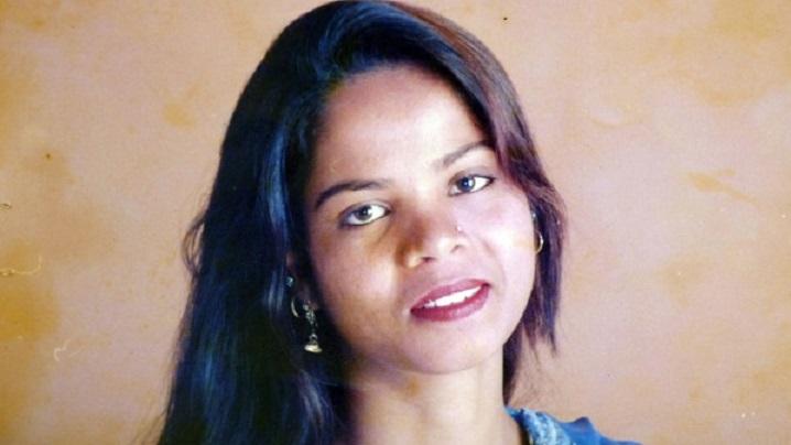 Primul interviu cu Asia Bibi după eliberare