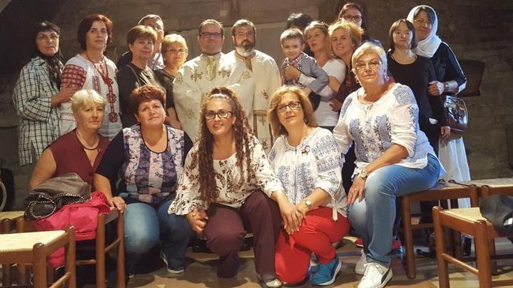 """Asociația """"Inocențiu Micu – Klein"""" în pelerinaj la Assisi"""