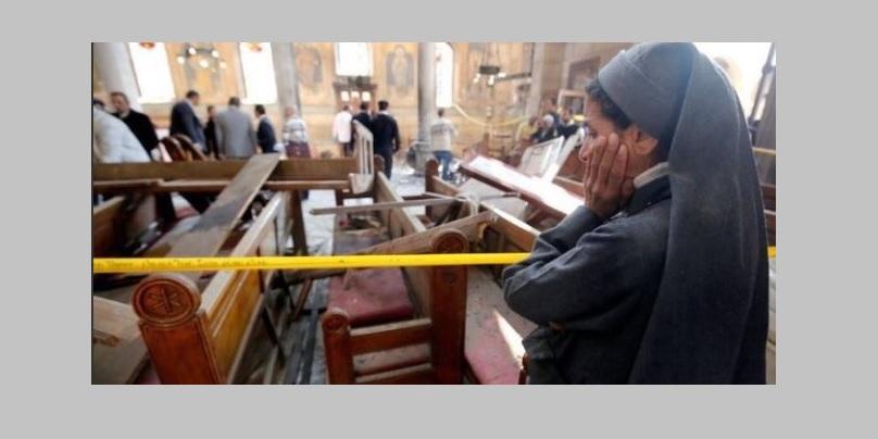 Explozie într-o biserică la slujba de Florii: 25 de morți și 50 de răniți