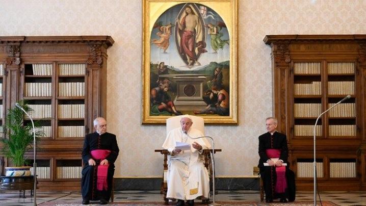 """Papa Francisc înființează un task-force cultural și caritabil pentru faza """"post-Covid-19"""""""