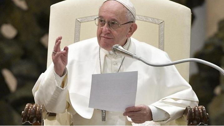 Papa Francisc: Ne pregătim pentru venirea lui Isus, nu a unui personaj din basme