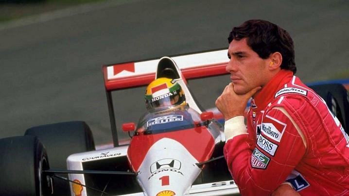 Ayrton Senna, om al Formulei 1, om al credinței