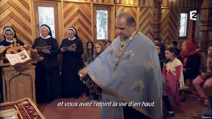 VIDEO: Surorile baziliene din Baia Mare, la Televiziunea Franceză