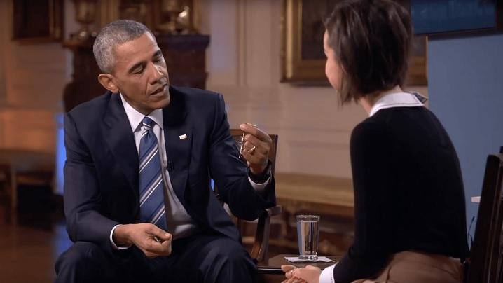 Rozariul președintelui Obama
