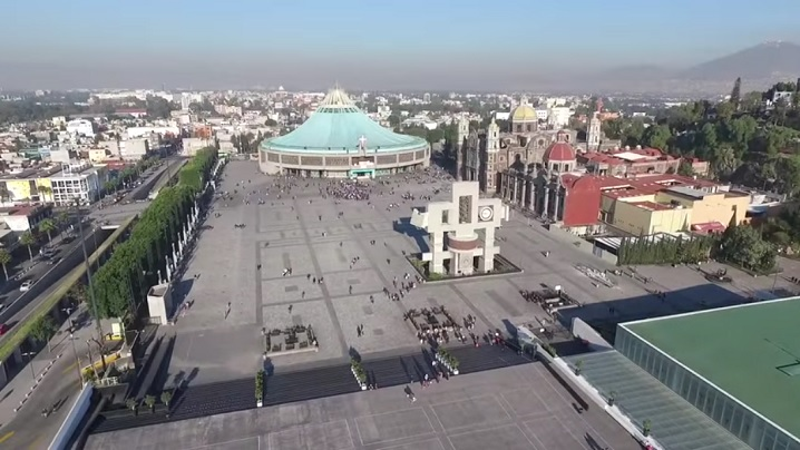 Sanctuarului Fecioarei de la Guadalupe