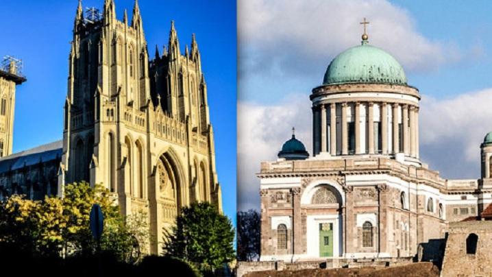 Care este diferența dintre o bazilică și o catedrală?