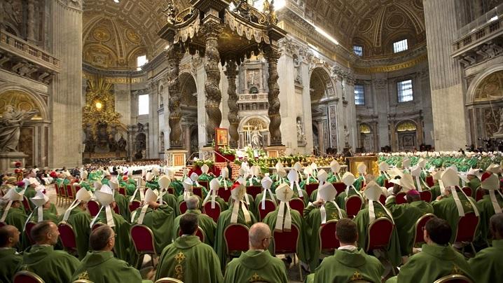Numiri de noi episcopi la Roma