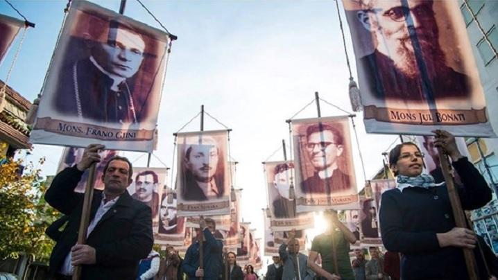 Albania. Beatificați 38 de martiri pentru Cristos, din timpul dictaturii comuniste