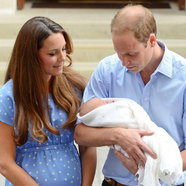 Bebelușul Regal: în sfârșit, toată lumea este de acord că un copil este un copil.