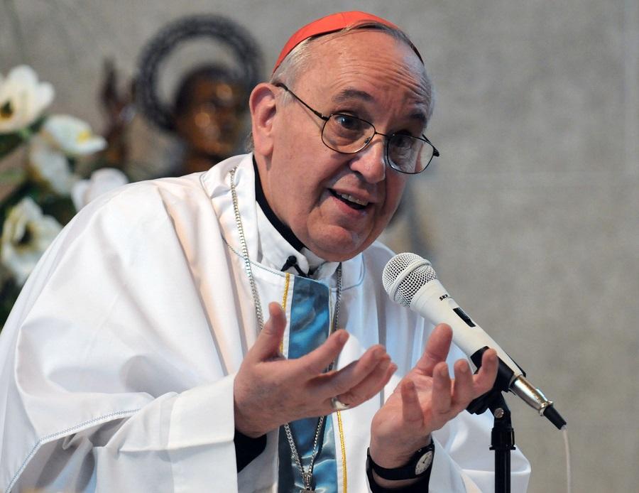Secretul lui Bergoglio