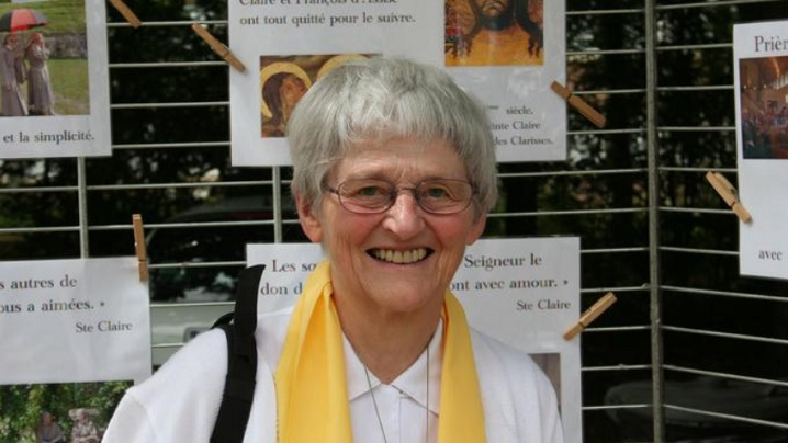 Ultimul miracol de la Lourdes: călugărița Bernadette Moriau vorbește despre vindecarea sa miraculoasă