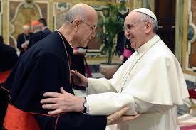 Discursul Sfântului Părinte Francisc adresat cu ocazia salutului dat cardinalului Tarcisio Bertone