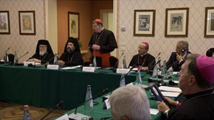 Reuniune în Grecia pentru dialogul dintre Biserica catolică și Bisericile ortodoxe