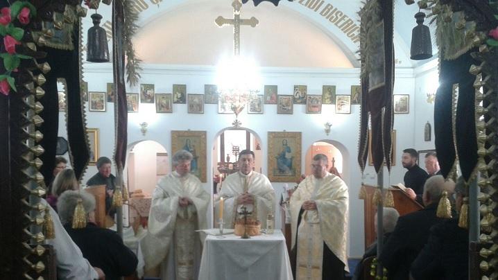 Foto: Aniversarea a 90 de ani de la sfințirea bisericii din Cetea
