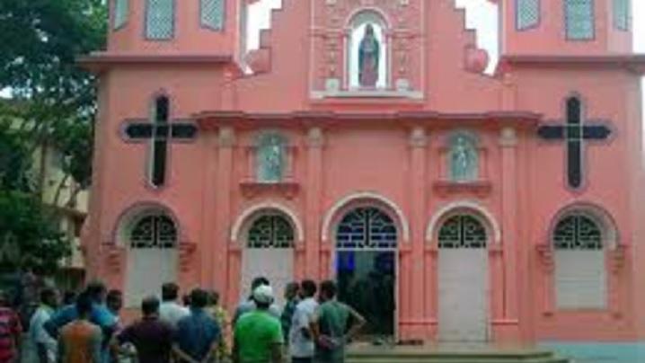 India. Acte vandalice la biserica Sfântul Luca