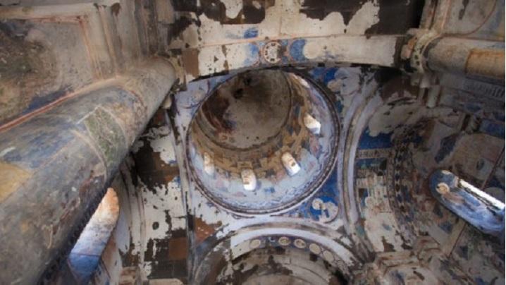 Biserică veche de 1500 de ani, descoperită în Turcia