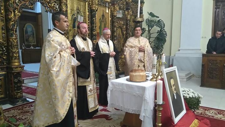 FOTO: Manifestare culturală dedicată cărturarului Gheorghe Șincai, în Catedrala Blajului