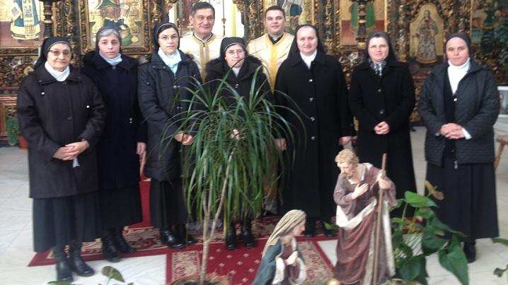 95 de ani de la fondarea Congregaţiei Surorilor Maicii Domnului