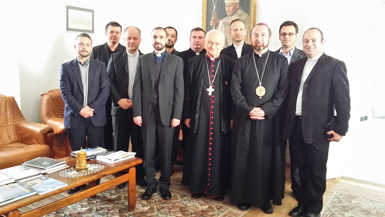 Blaj: întâlnirea anuală a membrilor  Tribunalului Ordinar