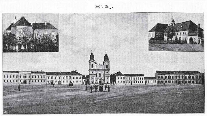21 octombrie 1754 – Blajul devine centrul învăţământului românesc din Transilvania