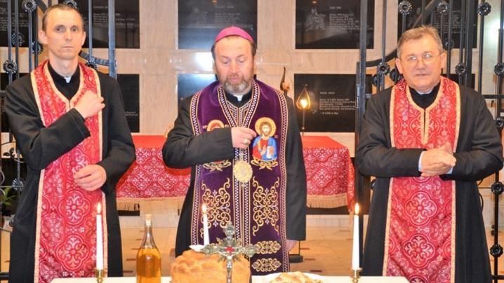 FOTO: Episcopul Petru Pavel Aron, comemorat la 255 de la trecerea la cele veșnice