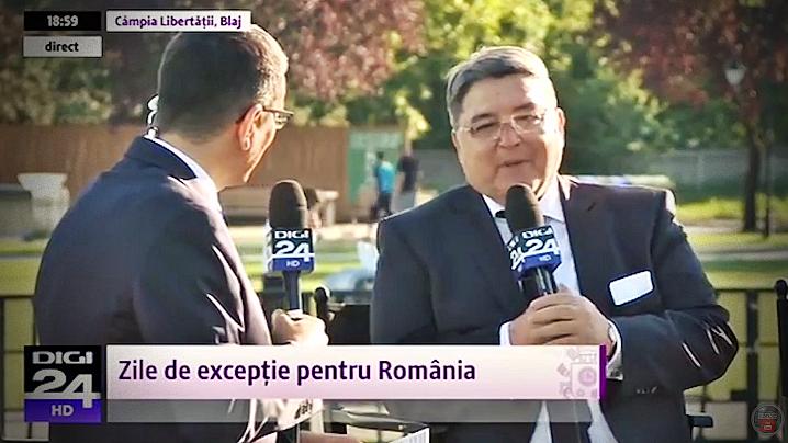 Câmpia Libertății cu Cosmin Prelipceanu, Emil Hurezeanu, George Bologan, Cristian Pîrvulescu