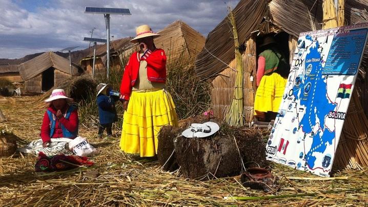 Printre cei mai săraci din Bolivia