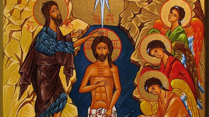 Reflecţie la sărbătoarea Botezul Domnului
