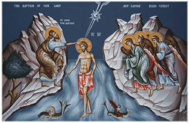 """Meditaţie la """"Botezul Domnului"""": pr. Gabriel Buboi, rectorul Colegiului Pio Romeno din Roma"""