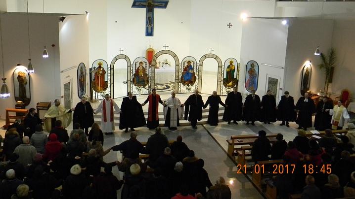 Octava de rugăciune pentru unitatea creștinilor, la Brașov